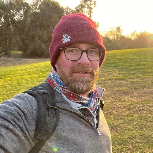 Michael Dunwoodie